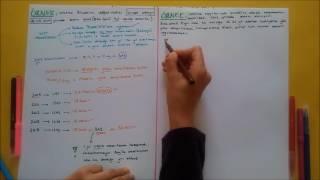 22) MADDİ DURAN VARLIKLAR- 2 (Kıst Amortisman, Kayıt Yöntemleri, Amortisman Yöntem Değişikliği)