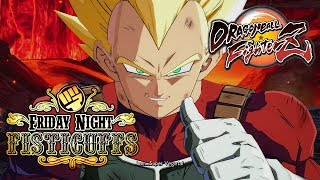 Friday Night Fisticuffs - Dragon Ball FighterZ