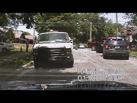 High Speed Police Chase   Bank Robbery   Police Shootout