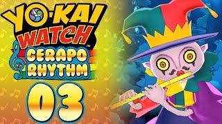 Yo-kai Watch Gerapo Rhythm - Slackerjack! [Episode 3]