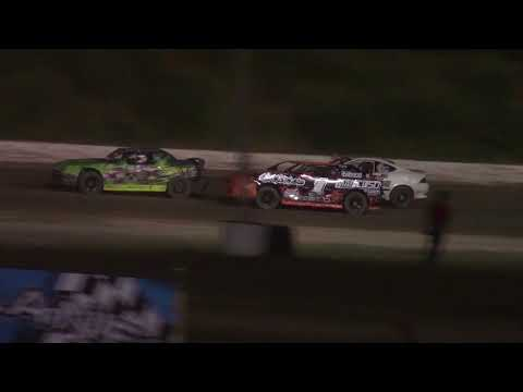 Genesee Speedway Mini Stock Feature 7-19-18