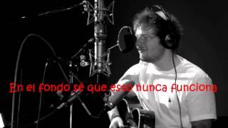 Ed Sheeran - Stay With Me [Traducida]
