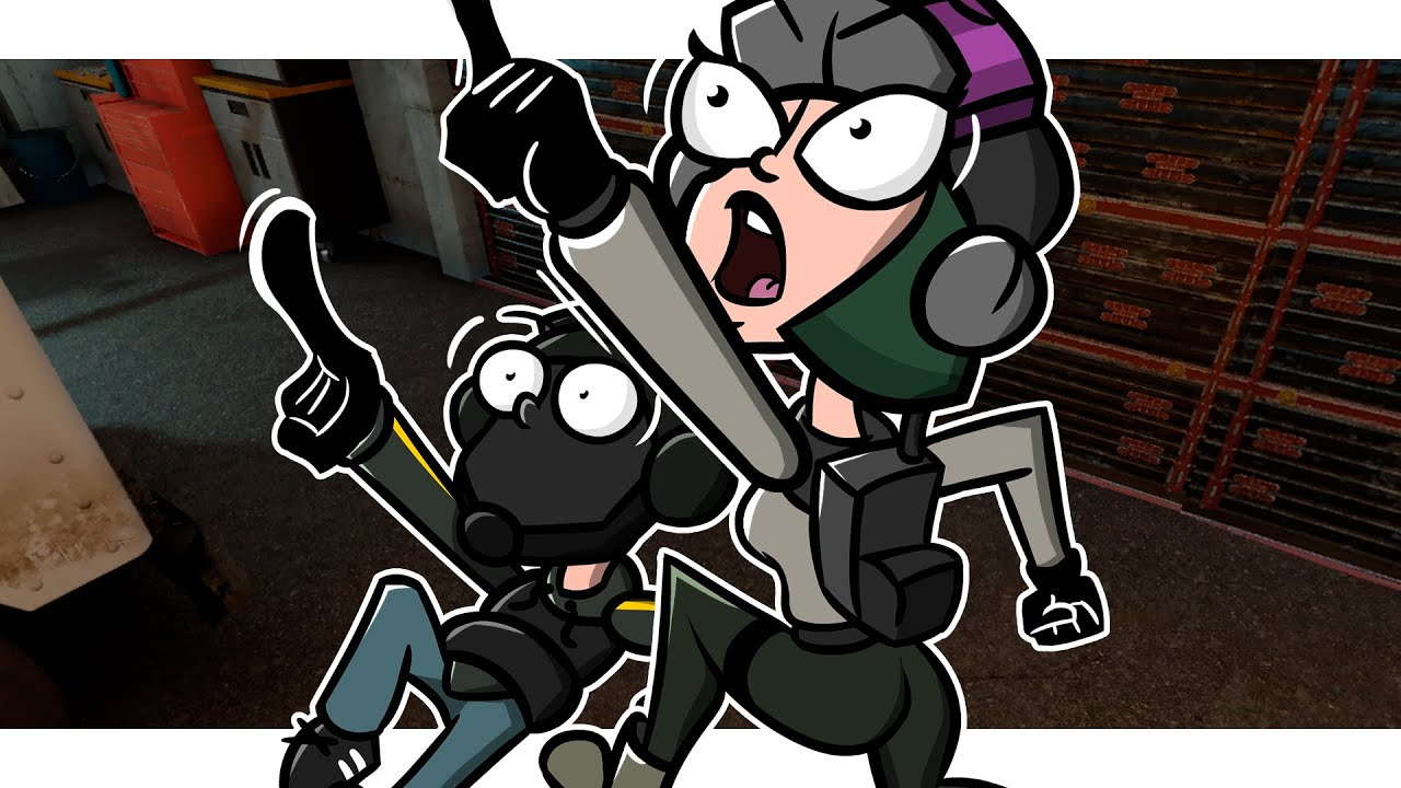 Download ♪ Hole in the Roof ♪ Rainbow Six Siege Edition (Animation)