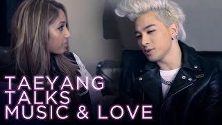 Video Taeyang! - EAST MEETS MORGAN Ep. 1 download MP3, 3GP, MP4, WEBM, AVI, FLV Juli 2018