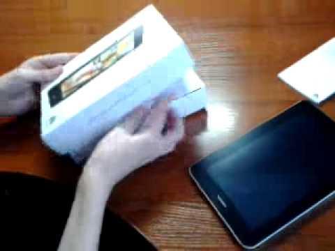 обзор Huawei MediaPad 7 youth
