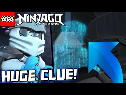 Ninjago: HUGE Ice Chapter Clue EXPLAINED! ❄️