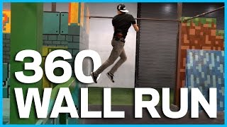 360 Wall Run Tutorial – Parkour and Freerunning: How To