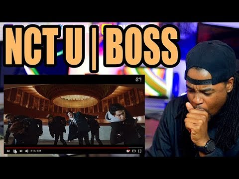 NCT U | BOSS MV | Showing Off Their VOCALS | REACTION!!!