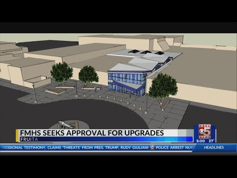 Fruita Monument High School Seeks Funding for Upgrades