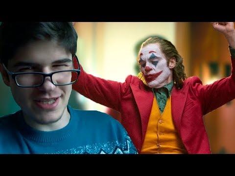 ДЖОКЕР 2019 - Шедевр - Отзывы, обзор - Хоакин Феникс - новый крутой Джокер