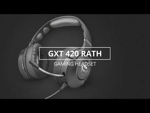 GXT 420 Rath Gaming Headset