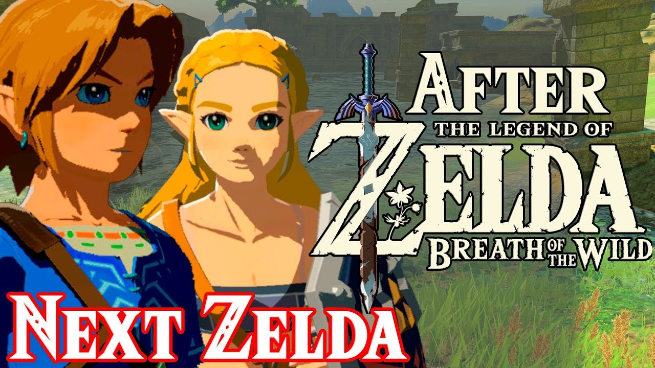 New Zelda Switch Game In 2019 Or 2020 Youtube