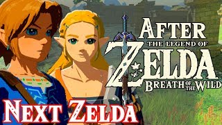 New Zelda Switch Game In 2019 Or 2020?