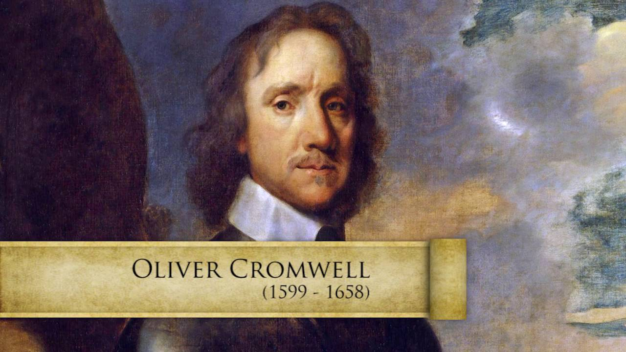 Oliver Cromwell: From Geneva t...