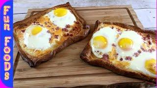 Oven Baked Egg Omelets  FunFoods