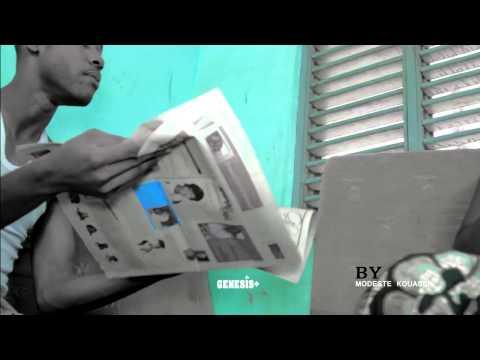 Fally IPUPA extrait du clip Cri d'Alarme  by GENESIS
