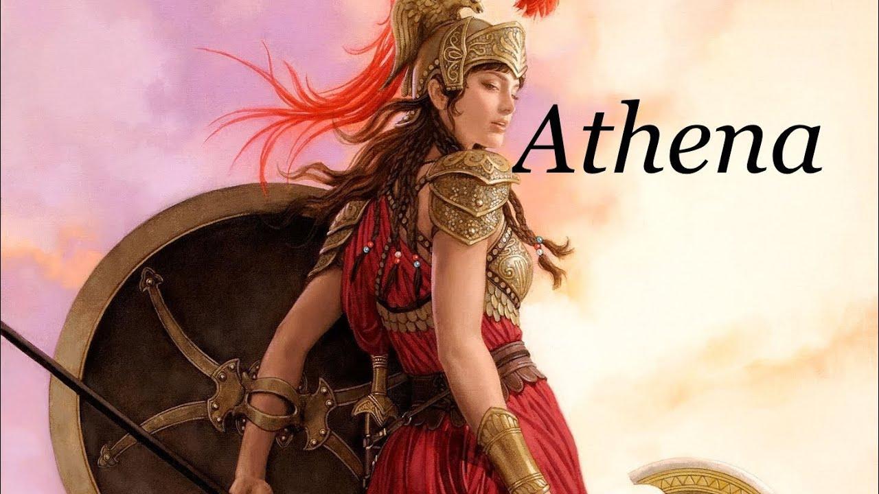 Download Athena - Goddess of War (Agarthism Explained)