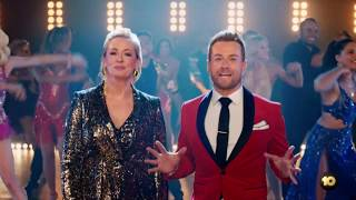 Dancing With The Stars 2019 Network 10 promo