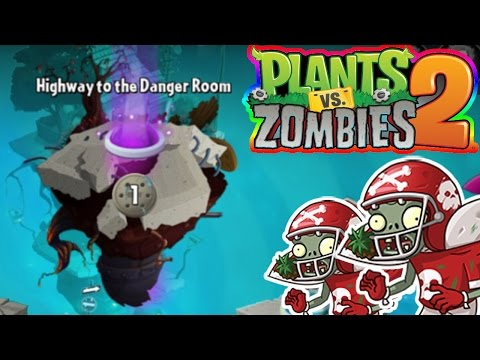 Highway to the Danger Room Level 0-17 | Plants Vs. Zombies 2 | Livestream Episode 10