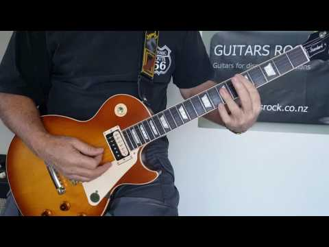 How to play Don't bring me down ELO by Guitars Rock