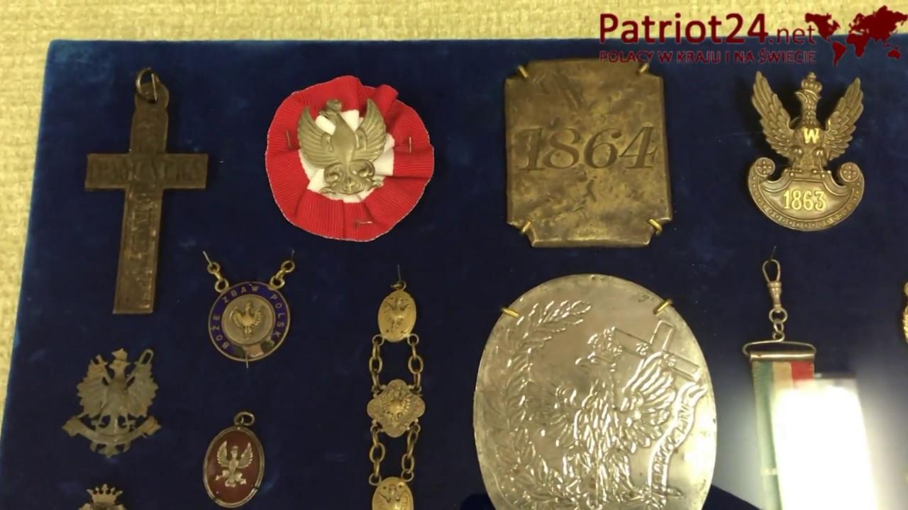 PATRIOT24 HISTORIA: 155 rocznica Powstania Styczniowego. Wystawa pamiątek w Bibliotece w Kleczewie.