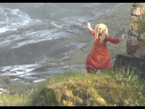 waterfall song at the flåm railway in norway (video by ben&hanny)