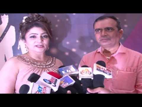 Mrs & Mr IAWA India 2017 curtain raised by Deepak Balraj Vij & Daljeet Kaur Ms Universe 2016 Part4