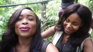 Eaten by a Crocodile with Delaila Johnson? The Lekki Conservation Centre.