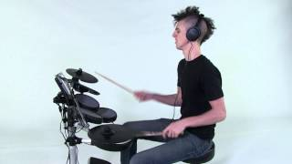 Roland HD-3 V-Drums® Lite — Hearing the HD-3