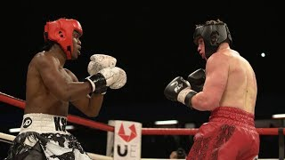 KSI VS JOE WELLER FULL FIGHT