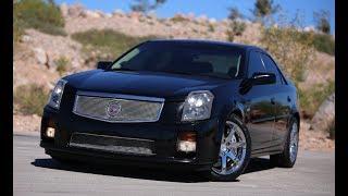2004 Cadillac CTS-V - One Take