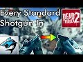 All Standard Shotguns In Dead Trigger 2 From Best To Worst