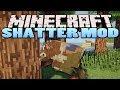 Minecraft: Shatter Mod | New Death Animations!