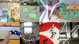 AR Experimente: Erkundungen in Augmented Reality