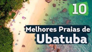 As 10 melhores praias de Ubatuba