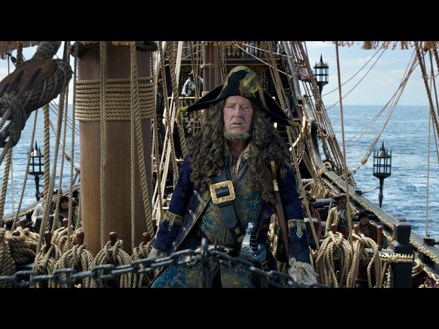 《加勒比海盜 神鬼奇航:死無對證》精彩片段    5月24日(三)搶先全美上映