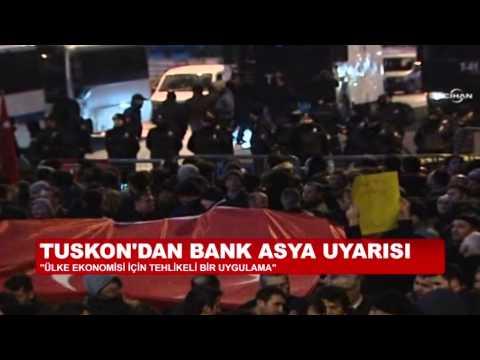 TUSKON'DAN BANK ASYA UYARISI
