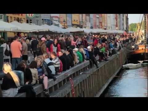 Midsummer Eve in Copenhagen - Sankt Hans i København 2011
