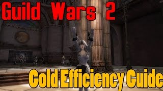 GW2 - Maximising your gold income - 24g+ an hour!