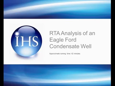 RTA Workflow of an Eagle Ford Gas Condensate Well