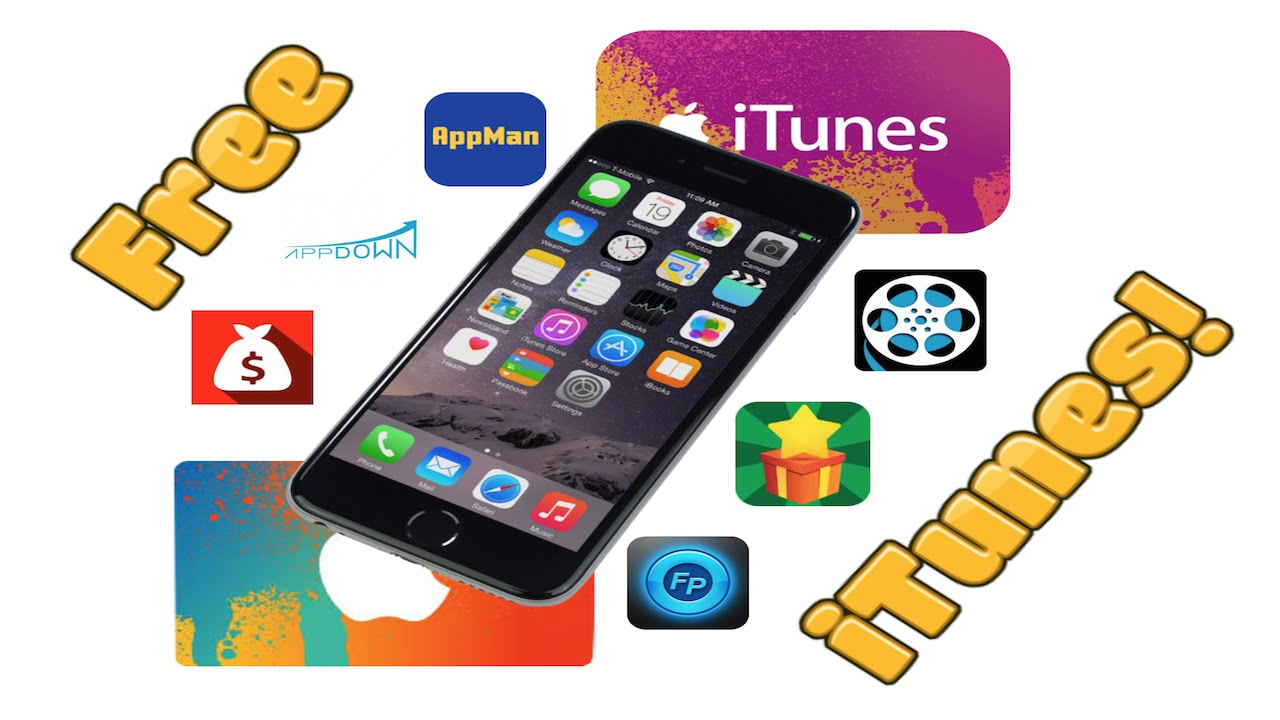 how to get free itunes gift cards app