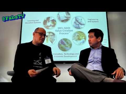 SRI greatest Innovations -- Interview with Dennis Tsu SRI international