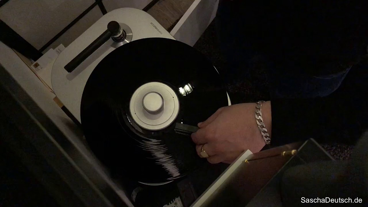 Alte Schallplatten Reinigen