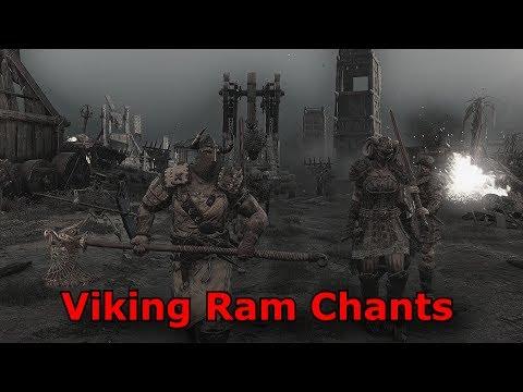 For Honor Viking Ram Chant Translation