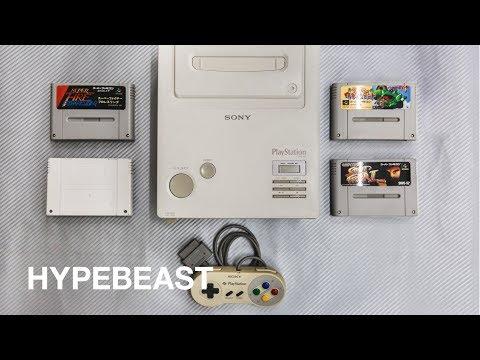 传说中的 Nintendo Play Station 原型机空降香港