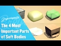 The Four Most Important Settings for Softbodies
