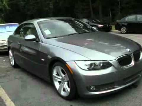 United Bmw Roswell >> BMW 3 Series 2dr Conv 335i Convertible - YouTube