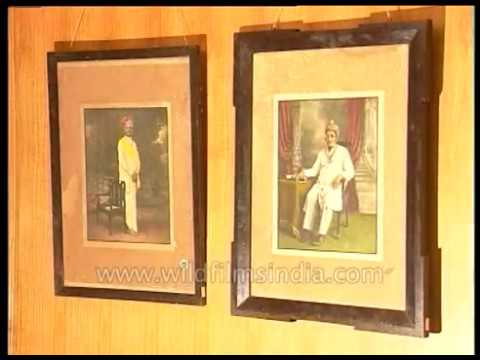 Royal Portraits, an art exhibition of 20th century paintings and photographs
