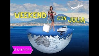 Video WEEKEND CON JULIA .  Napoli download MP3, 3GP, MP4, WEBM, AVI, FLV Agustus 2018