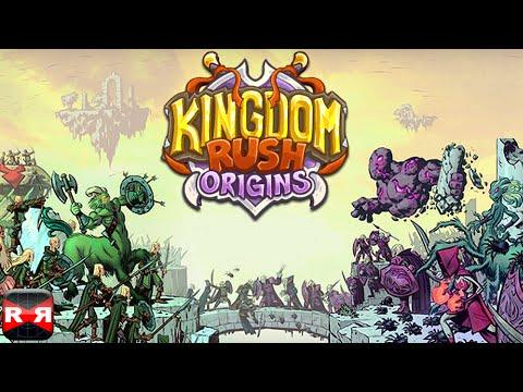 Kingdom Rush Origins Эльфы к бою Gray Ravens норма №1